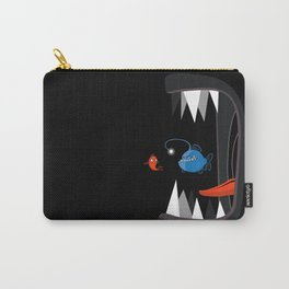 Fish eat fish Carry-All Pouch