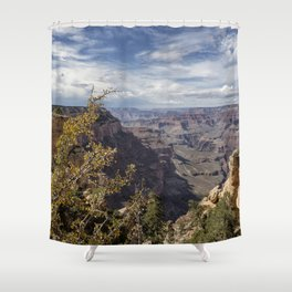 Grand Canyon No. 7 Shower Curtain