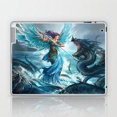 Blue Angel Laptop & iPad Skin