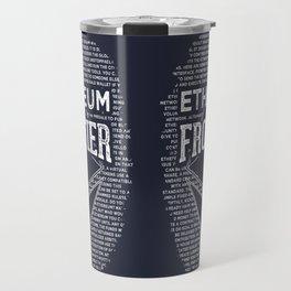 Ethereum Frontier Travel Mug