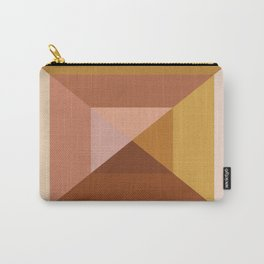 Mod Abstract Geometry Carry-All Pouch