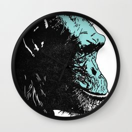 Chimp Wall Clock