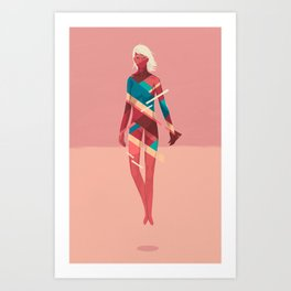 Movement 02 Art Print