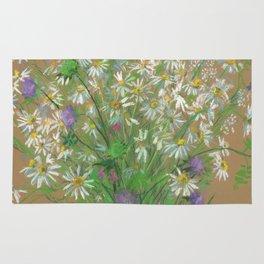 Meadow flowers Rug