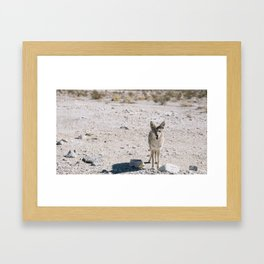 Oh, Wise Nomad Framed Art Print