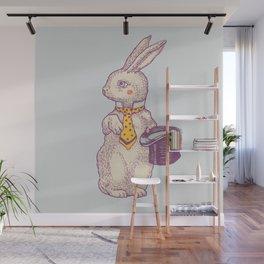 magic Rabbit Wall Mural