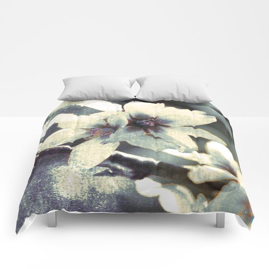 Almond bloom Comforters