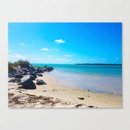 Seashore Serenity Canvas Print