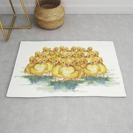 Little Duck Family Rug