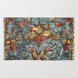 "William Morris ""Acanthus and vine"" 2. Rug"