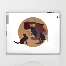 cole cat Laptop & iPad Skin