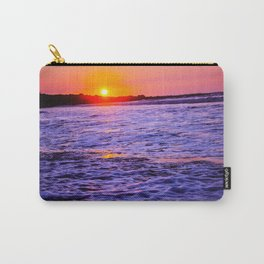 dusk to wave Carry-All Pouch