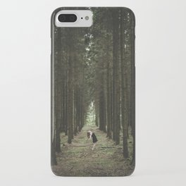The Woods of St Olof 2 iPhone Case