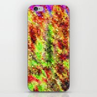 thanksgiving iPhone & iPod Skins featuring Thanksgiving by Megan Spencer