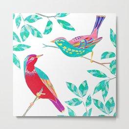 Songbirds 1 Metal Print