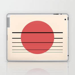 Private Moon - Red Laptop & iPad Skin