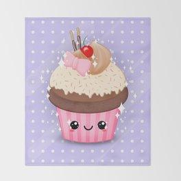 Cutie Cake Alternate Throw Blanket