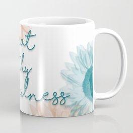 Great is Thy Faithfulness Coffee Mug