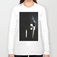 gladiator Long Sleeve T-shirts featuring Gladiator Movie Poster Style A - The Helmet of Maximus by tanman1
