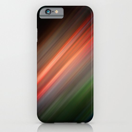 Stripes #001 iPhone & iPod Case