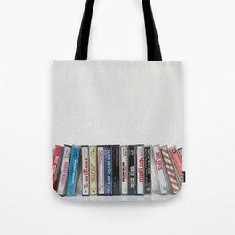 Full Tilt Cassettes Tote Bag