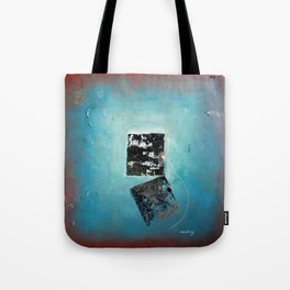Of the Earth 2 by Nadia J Art Tote Bag