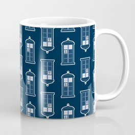 A Thousand Points In Time And Space Coffee Mug