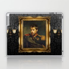 Brad Pitt - replaceface Laptop & iPad Skin