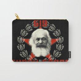 Big Bushy Beard Carry-All Pouch