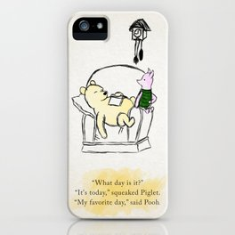 Today iPhone Case