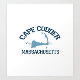 Cape Cod, Massachusetts Art Print