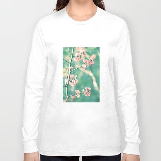 Softly Spring Love Long Sleeve T-shirt