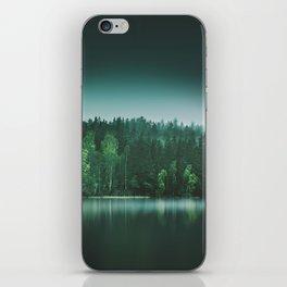 Echoes III iPhone Skin