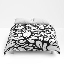 Crazy Flowers Comforters