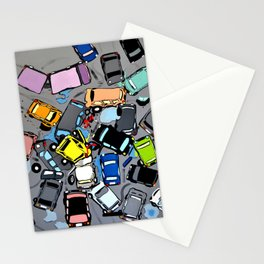 Ritratto interiore Stationery Cards