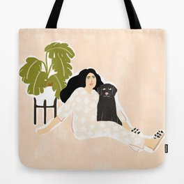 Best friendship story Tote Bag