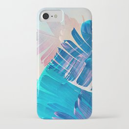 Banana Leaf Fantasy 2 iPhone Case