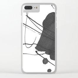 Amnesia 2 Clear iPhone Case