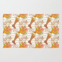 Hello Autumn Pattern Rug