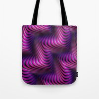 3d Tote Bags featuring 3D by DagmarMarina