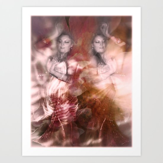 Maenads Art Print