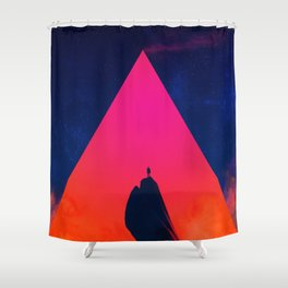 GILGAMESH Shower Curtain