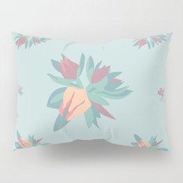 Succulent floral element & patterns Pillow Sham