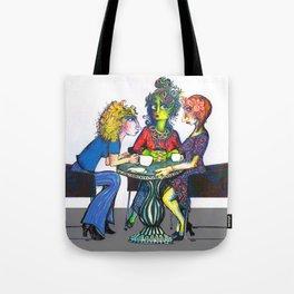Clique Tote Bag