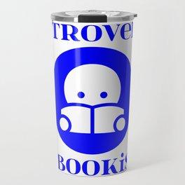 Introvert & Bookish Travel Mug