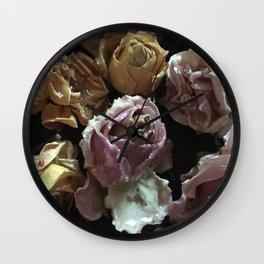 Rose Love 2 Wall Clock