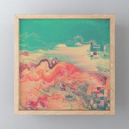 PALMMN Framed Mini Art Print