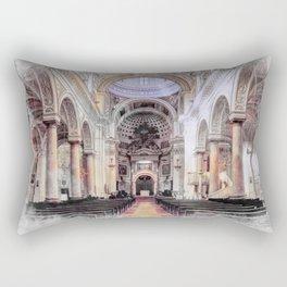 Trapani art 6 Rectangular Pillow