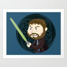 Star Wars Fan Art Print
