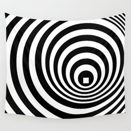 Concentric 1 Wall Tapestry